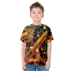 Hdri City Kids  Cotton Tee