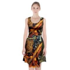 Hdri City Racerback Midi Dress