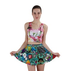 Comics Mini Skirt