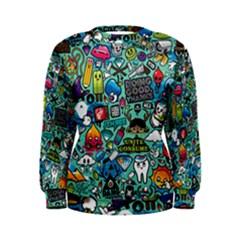 Comics Women s Sweatshirt