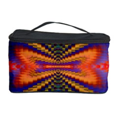 Casanova Abstract Art Colors Cool Druffix Flower Freaky Trippy Cosmetic Storage Case