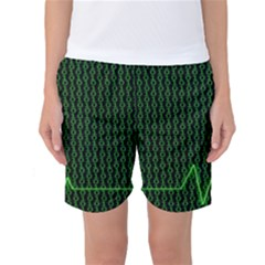 01 Numbers Women s Basketball Shorts