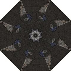 World Map Folding Umbrellas