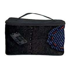 World Map Cosmetic Storage Case