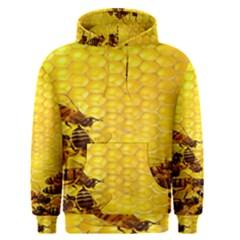 Sweden Honey Men s Pullover Hoodie