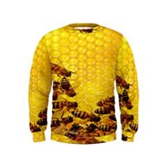 Sweden Honey Kids  Sweatshirt