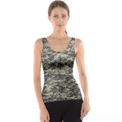 Us Army Digital Camouflage Pattern Tank Top