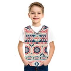 Aztec Pattern Copy Kids  Sportswear