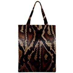 Snake Skin O Lay Classic Tote Bag