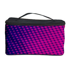 Purple Pink Dots Cosmetic Storage Case