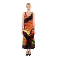 Maple Tree Nice Sleeveless Maxi Dress