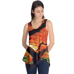 Maple Tree Nice Sleeveless Tunic