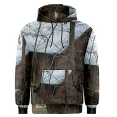 Abondoned House Men s Pullover Hoodie