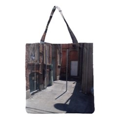 Alley Grocery Tote Bag