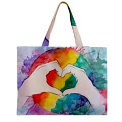 Pride Love Medium Tote Bag