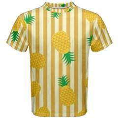 Pineapple Men s Cotton Tee