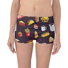 Fast Food Design Boyleg Bikini Bottoms