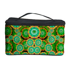 Flowers In Mind In Happy Soft Summer Time Cosmetic Storage Case