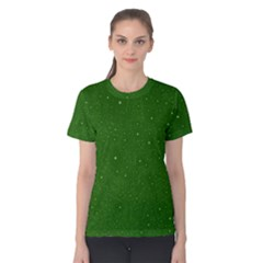 Awesome Allover Stars 01d Women s Cotton Tee