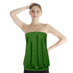 Awesome Allover Stars 01d Strapless Top