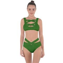 Awesome Allover Stars 01d Bandaged Up Bikini Set