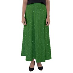 Awesome Allover Stars 01d Flared Maxi Skirt