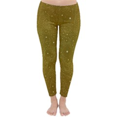 Awesome Allover Stars 01c Classic Winter Leggings