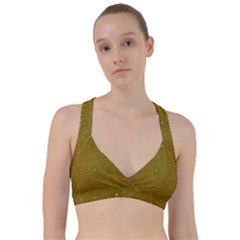 Awesome Allover Stars 01c Sweetheart Sports Bra