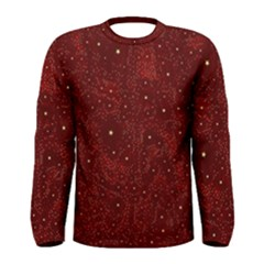 Awesome Allover Stars 01a Men s Long Sleeve Tee
