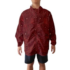 Awesome Allover Stars 01a Wind Breaker (Kids)