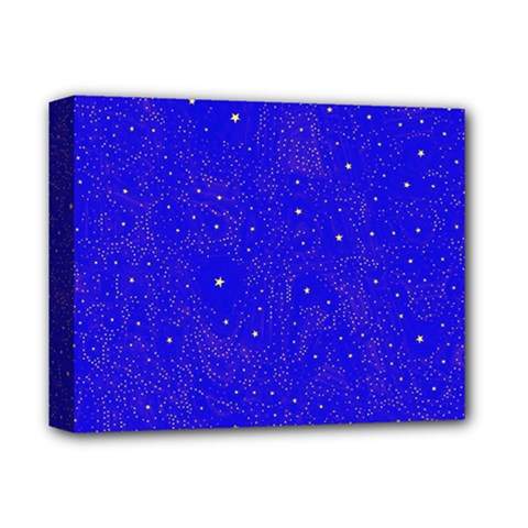 Awesome Allover Stars 01f Deluxe Canvas 14  x 11