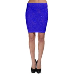 Awesome Allover Stars 01f Bodycon Skirt