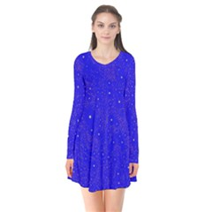 Awesome Allover Stars 01f Flare Dress