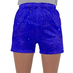 Awesome Allover Stars 01f Sleepwear Shorts