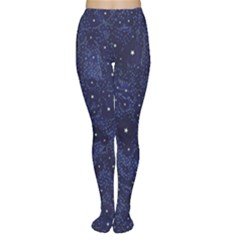 Awesome Allover Stars 01b Women s Tights