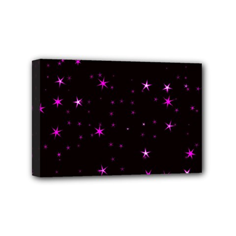Awesome Allover Stars 02d Mini Canvas 6  x 4