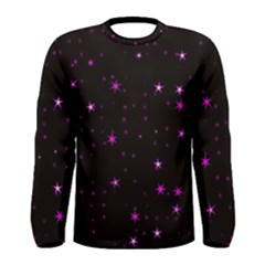 Awesome Allover Stars 02d Men s Long Sleeve Tee
