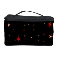 Awesome Allover Stars 02b Cosmetic Storage Case
