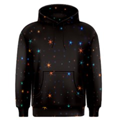 Awesome Allover Stars 02e Men s Pullover Hoodie