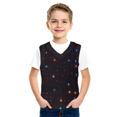Awesome Allover Stars 02e Kids  SportsWear