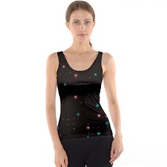 Awesome Allover Stars 02f Tank Top