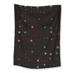 Awesome Allover Stars 02f Medium Tapestry