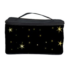 Awesome Allover Stars 02a Cosmetic Storage Case