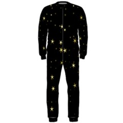Awesome Allover Stars 02a OnePiece Jumpsuit (Men)