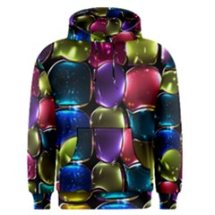 Stained Glass Men s Pullover Hoodie