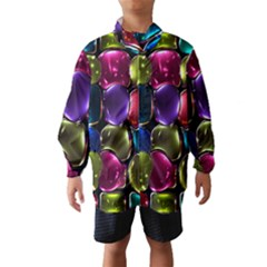 Stained Glass Wind Breaker (Kids)