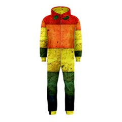 Five Wall Colour Hooded Jumpsuit (Kids)