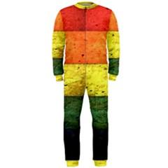 Five Wall Colour OnePiece Jumpsuit (Men)