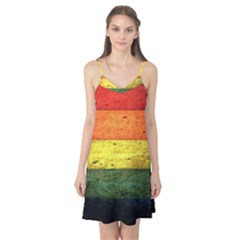 Five Wall Colour Camis Nightgown