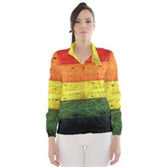 Five Wall Colour Wind Breaker (Women)